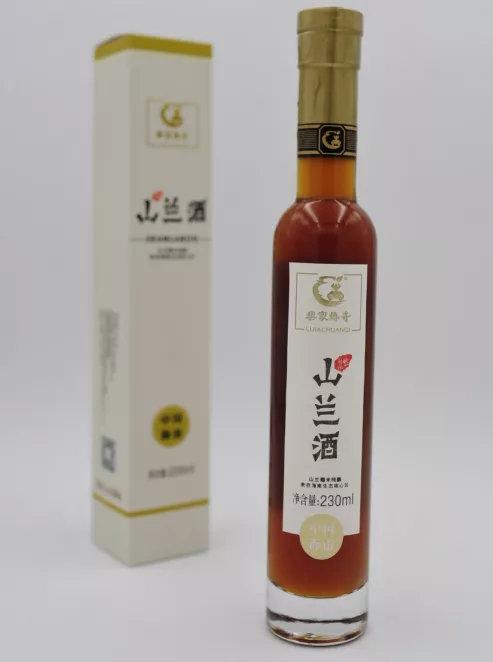 一年陈山兰酒碧玉裝230ml